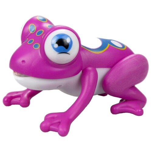 Купить Интерактивная игрушка робот Silverlit YCOO n'Friends Gloopies Klap розовый, Роботы и трансформеры