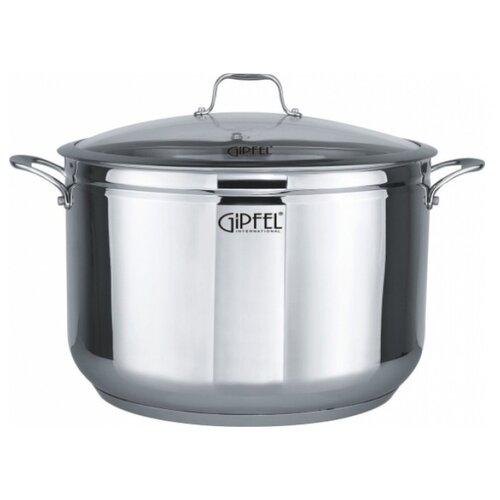 Кастрюля GIPFEL Grande 2406 13,3 л, стальной