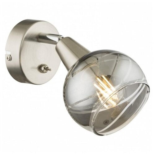 цена Бра Globo Lighting Roman 54348-1, с выключателем, 4 Вт онлайн в 2017 году