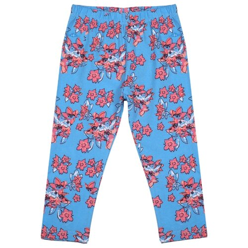 Легинсы Sweet Berry размер 92, голубойБрюки и шорты<br>