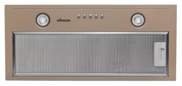Встраиваемая вытяжка Konigin FlatBox Beige 60