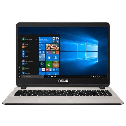 Купить Ноутбук ASUS F507UF-EJ229T (Intel Core i5 8250U 1600 MHz/15.6 /1920x1080/4GB/1000GB HDD/DVD нет/NVIDIA GeForce MX130/Wi-Fi/Bluetooth/Windows 10 Home) 90NB0JB1-M02820 серый