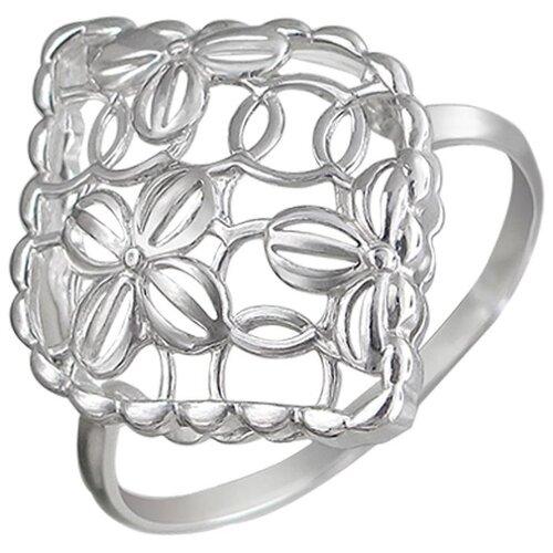 Эстет Кольцо из серебра С3К052585, размер 18.5 фото