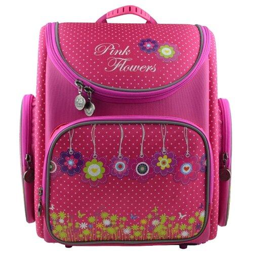 BG Рюкзак-ранец Transformer Pink Flowers SBT 2731 розовыйРюкзаки, ранцы<br>