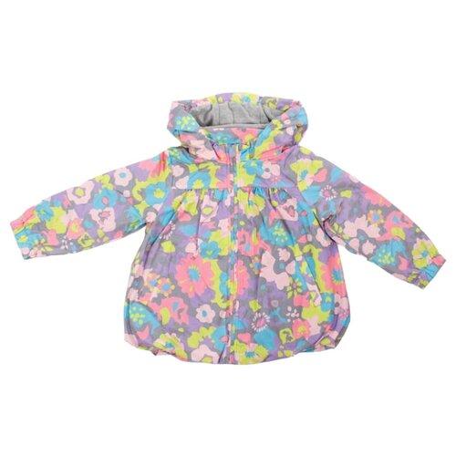 Ветровка V-Baby 58-004 размер 122, мультицветКуртки и пуховики<br>