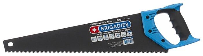 Ножовка по дереву BRIGADIER Extrema 63236 450 мм
