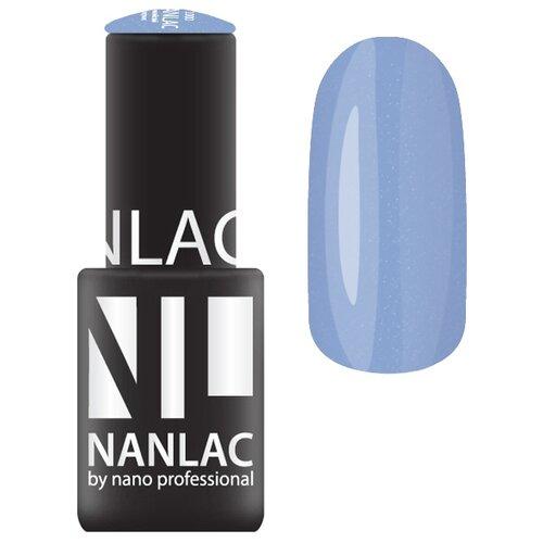 Фото - Гель-лак для ногтей Nano Professional Мерцающая эмаль, 6 мл, NL 2119 пикантный розмарин гель лак для ногтей kodi basic collection 12 мл 30 r терракотово красный эмаль