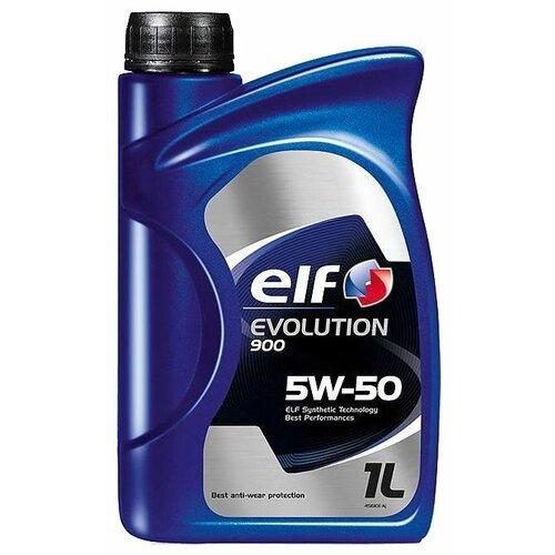 Моторное масло ELF Evolution 900 5W-50 1 л