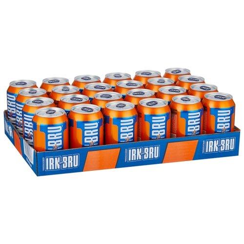 Газированный напиток IRN-BRU, 0.33 л, 24 шт.