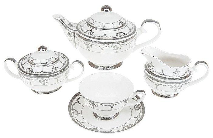 Чайный сервиз 15 предметов