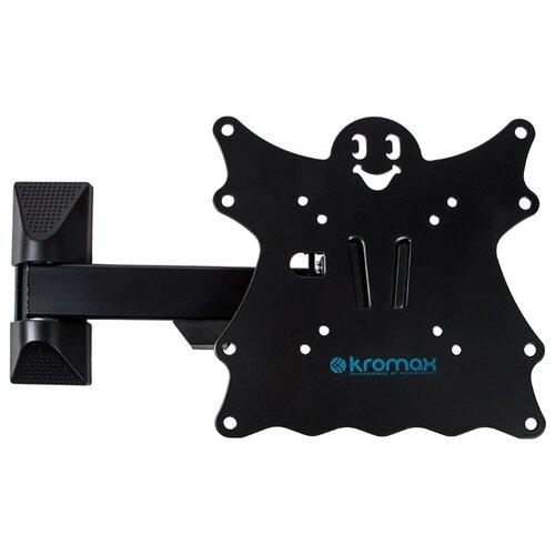 Кронштейн на стену Kromax CASPER-203 blackПодставки и кронштейны<br>