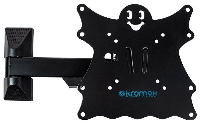 Кронштейн на стену Kromax CASPER-203 black фото 1