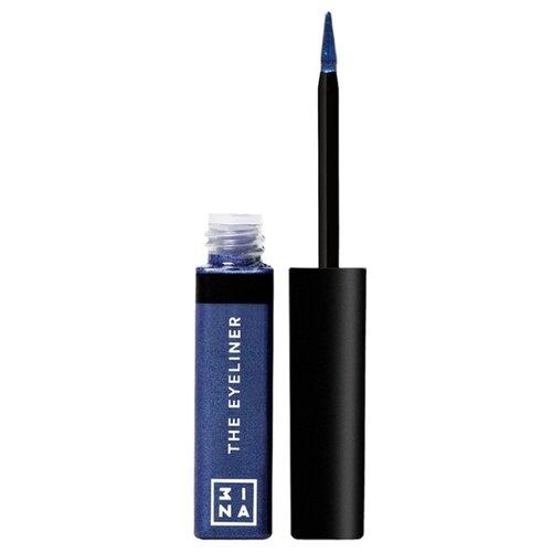 3INA Подводка для глаз The Color Eyeliner, оттенок 502 3ina карандаш для губ с аппликатором 3ina 513