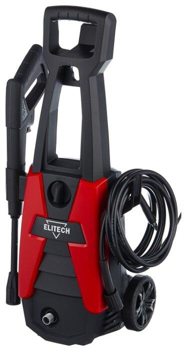 Мойка высокого давления ELITECH М 1500P2 1.5 кВт