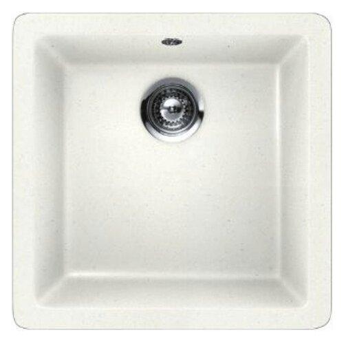 Фото - Врезная кухонная мойка 45 см Schock Quadro N-100S альпина врезная кухонная мойка 45 см schock soho n 100s серебристый камень