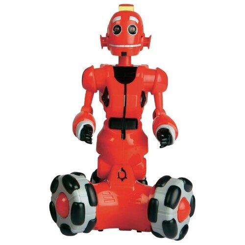 Купить Интерактивная игрушка робот WowWee Mini Tri-bot красный, Роботы и трансформеры