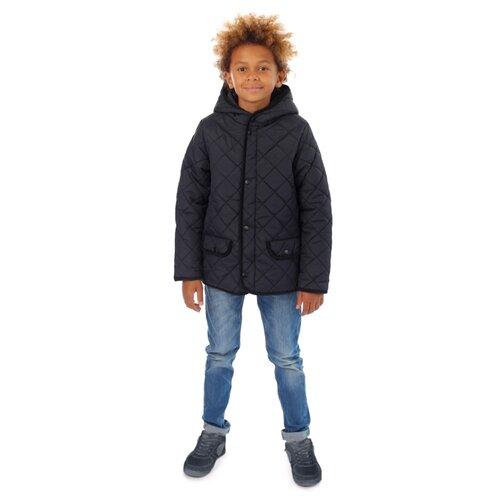 Куртка V-Baby 57-002 размер 98, черный куртка v baby размер 92 черный