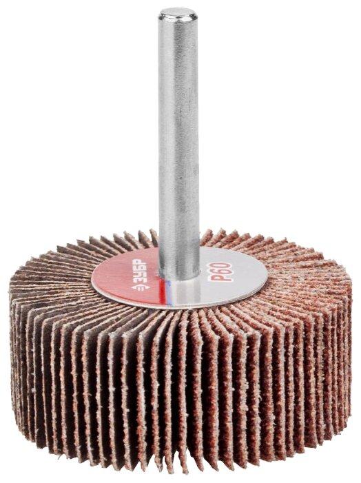 Шлифовальный валик лепестковый ЗУБР 36601-060 1 шт.