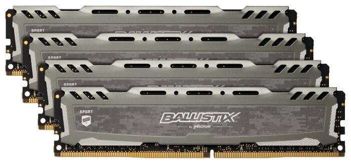 Ballistix Оперативная память Ballistix BLS4K8G4D30AESBK