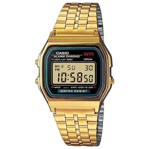 Наручные часы CASIO A-159WGEA-1E наручные часы casio a 168wec 1e