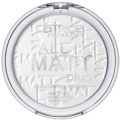 CATRICE Пудра компактная All Matt Plus Shine Control Powder 001 Universal недорого
