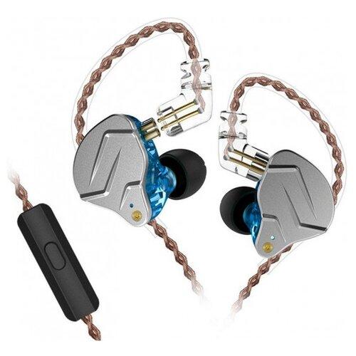 Купить Наушники Knowledge Zenith ZSN Pro mic blue