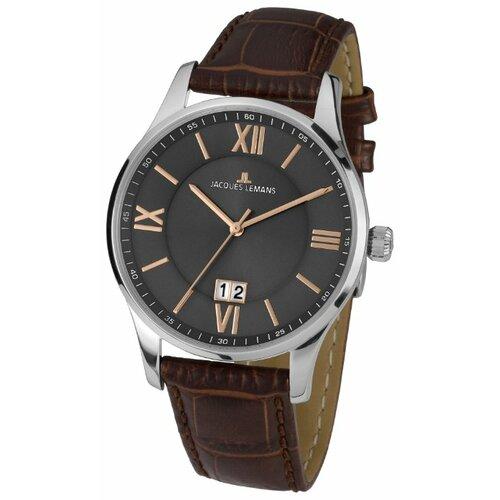Наручные часы JACQUES LEMANS 1-1845N наручные часы jacques lemans 1 1654m