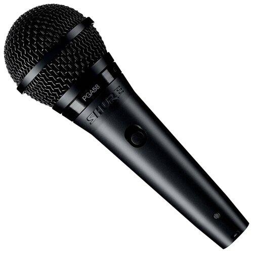 Купить Микрофон Shure PGA58-QTR-E черный
