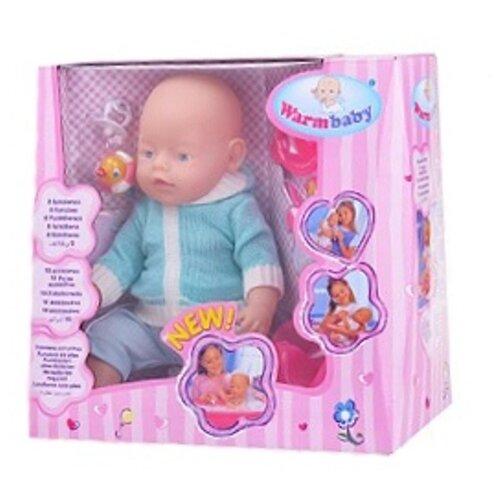 Фото - Интерактивный пупс Oubaoloon, 32 см, 8003D интерактивный пупс joy toy маленькая ляля 058 19r