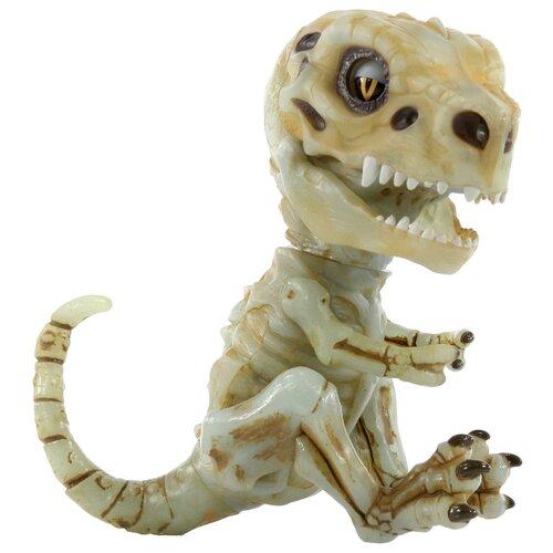 Купить Интерактивная игрушка робот WowWee Fingerlings Скелетон Думм, Роботы и трансформеры