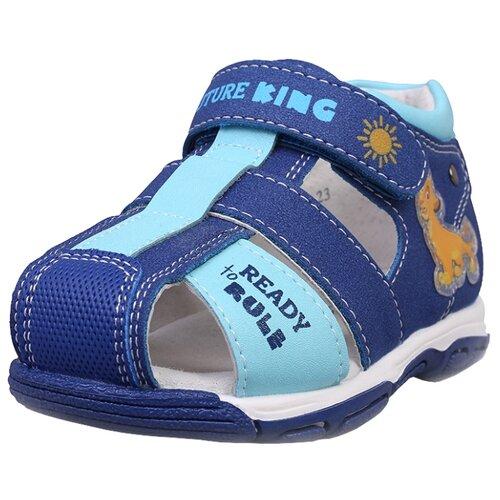 Сандалии kari Disney размер 24, темно-синийОбувь для малышей<br>