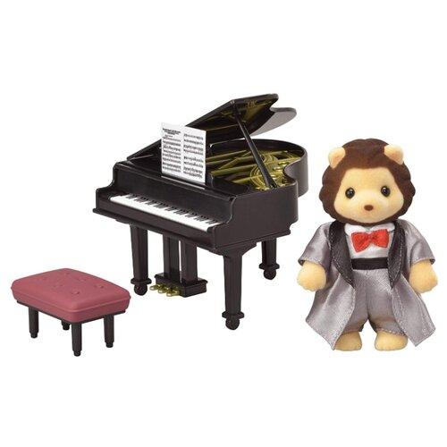 Купить Игровой набор Sylvanian Families Концерт с роялем 6011, Игровые наборы и фигурки