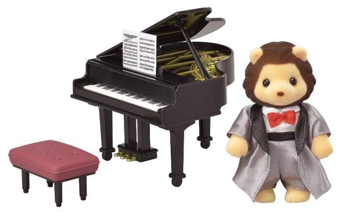 Игровой набор Sylvanian Families Концерт с роялем 6011