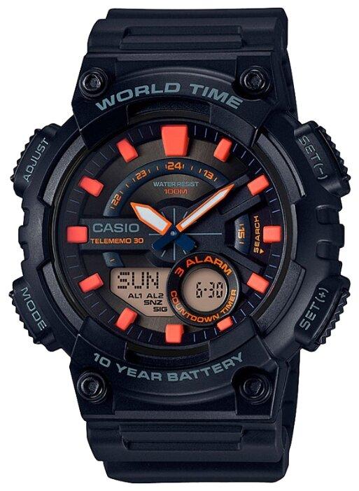 Наручные часы CASIO AEQ-110W-1A2 — цены на Яндекс.Маркете