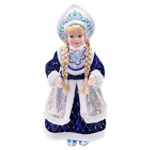 Фигурка Новогодняя Сказка Снегурочка 43 см (972400) синий фигурка снегурочка 5х7 см
