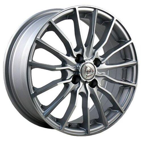 Фото - Колесный диск NZ Wheels SH650 6.5x16/4x100 D54.1 ET52 SF nz sh655 6 5x16 4x100 d54 1 et52 s
