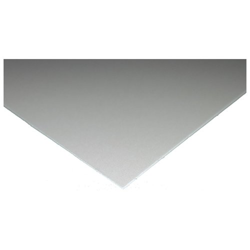 Купить Белый картон крашенный в массе 1, 1 мм, 680 гр/м2 Decoriton, 50x70 см, 5 л., Цветная бумага и картон