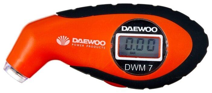 Цифровой манометр Daewoo DWM7