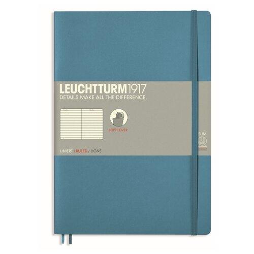 Блокнот Leuchtturm1917 355301 (нордический синий) B5, 60 листов