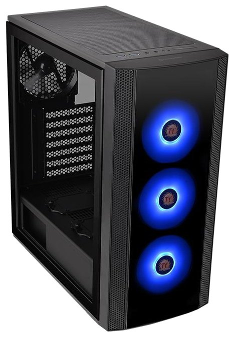 Thermaltake Компьютерный корпус Thermaltake Versa J25 CA-1L8-00M1WN-00 Black