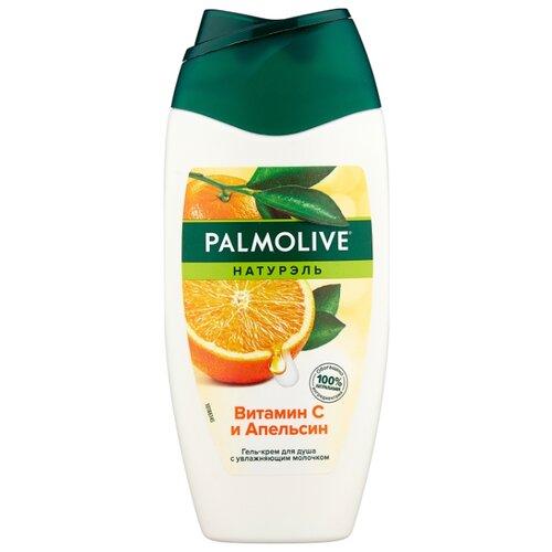 Купить Гель-крем для душа Palmolive Натурэль Витамин С и апельсин, 250 мл