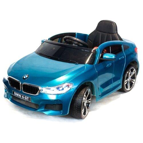 Купить Toyland Автомобиль BMW 6 GT JJ2164, синий, Электромобили