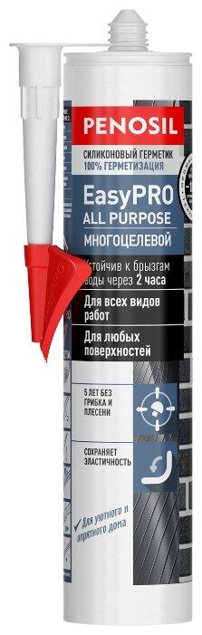 Герметик Penosil All Purpose Silicon Sealant многоцелевой 310 мл.