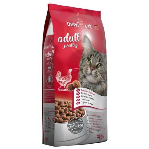 Корм для кошек Bewi Cat Adult dry (20 кг) термос bergner bg 7483 mm