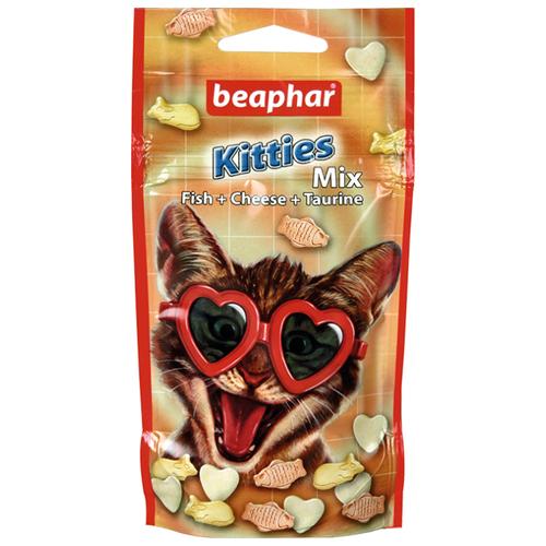 Добавка в корм Beaphar Kitties Mix 32.5 гВитамины и добавки для кошек и собак<br>