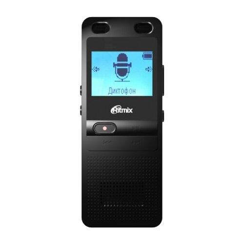 Диктофон Ritmix RR-910 8GB черный