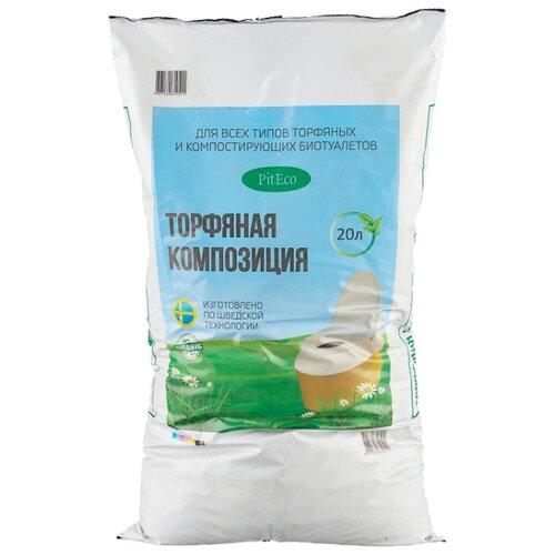 Piteco Торфяная композиция 20 л/ 2.5 кг