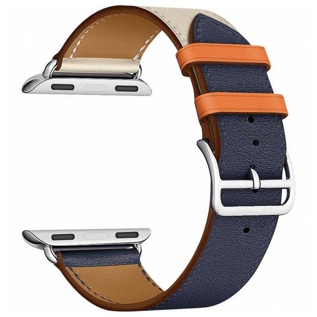 Ремешок для часов Lyambda для Apple Watch 38/40 mm MINKAR LWA-03-40-ICO