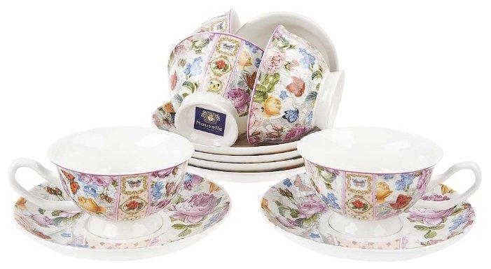 Чайный сервиз Nouvelle De France