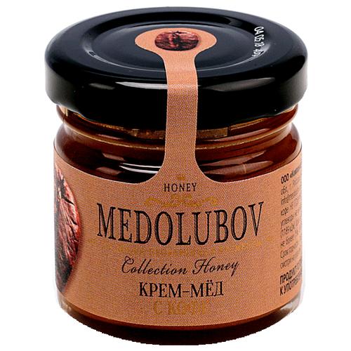 Крем-мед Medolubov с кофе 40 мл